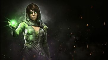 Enchantress Injustice 2