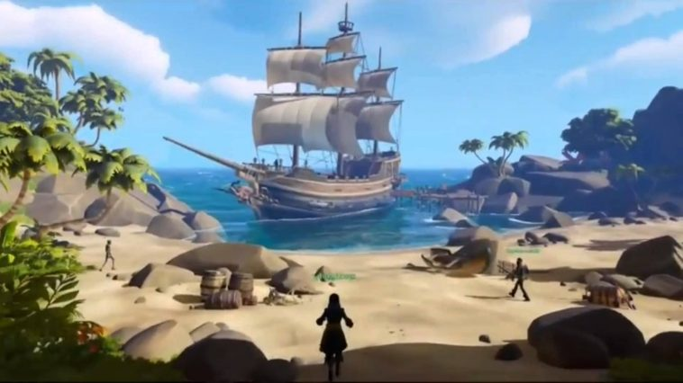 Sea Of Thieves Microsoft