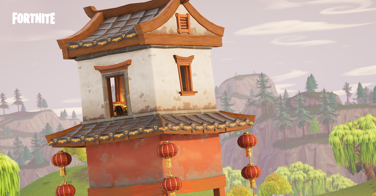 Fortnite Releases Massive Chinese New Year Patch Hrk