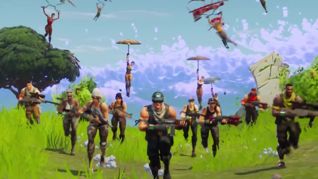 Fortnite Continues To Struggle With Building System Bugs