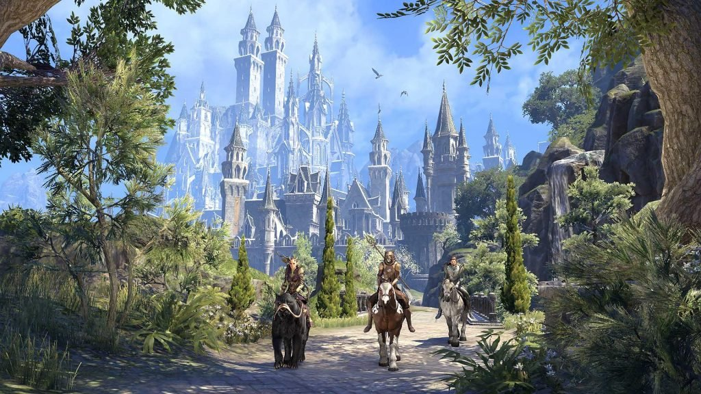 eso how to travel to summerset