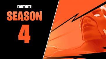 Fortnite Season 04