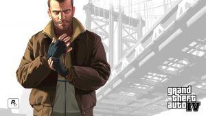 GTA IV Rockstar games