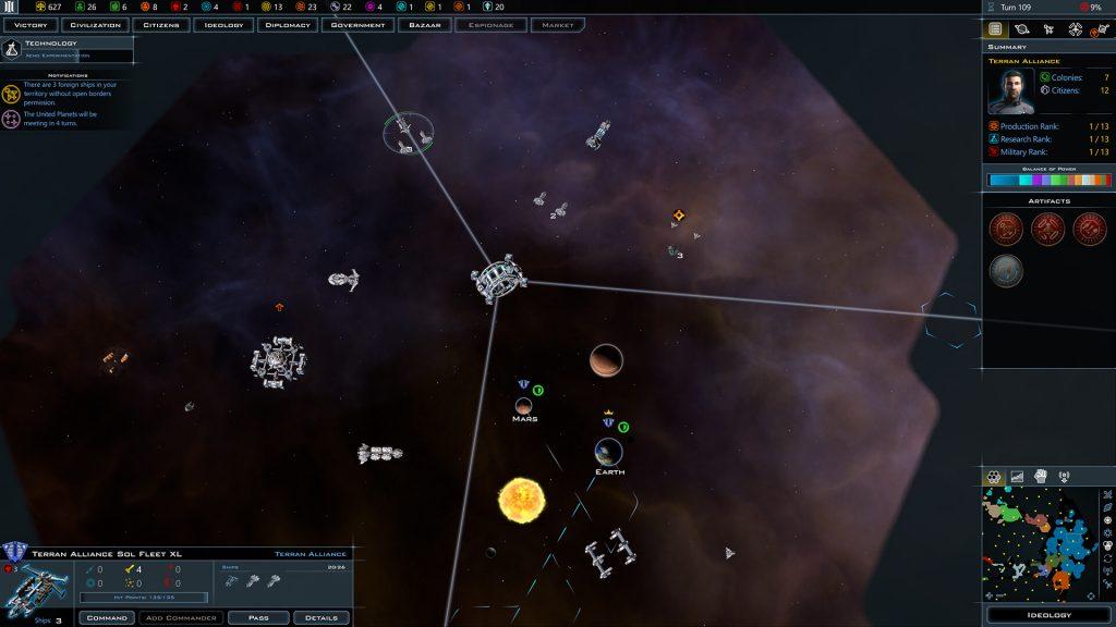 Galactic Civilization III: Retribution